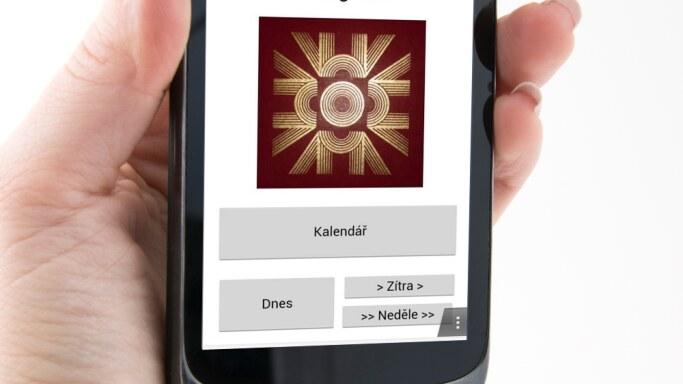 aplikace pro připojení Androidu 2015